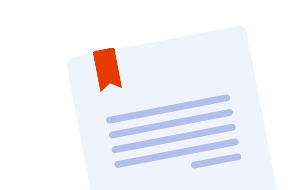 illustration d'un document officiel